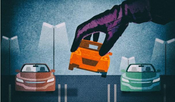 Электромобиль Tesla можно бесконтактно вскрыть за 30 секунд