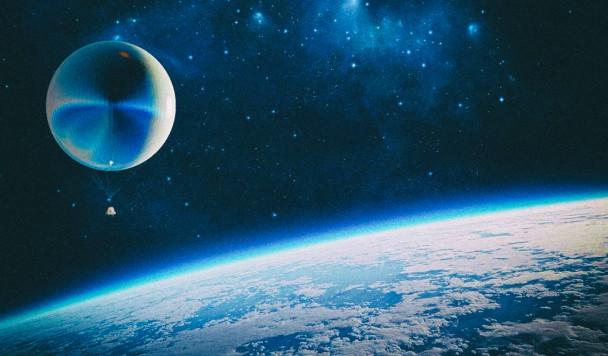 Ученые предлагают запускать в космос спутники на воздушных шарах