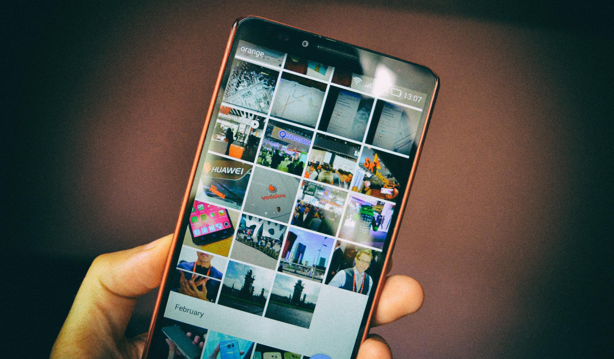 Приложение Google Photos сможет искать текст на фотографиях