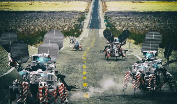 """Роботизированные 3D-принтеры могут """"исправлять"""" окружающую среду"""