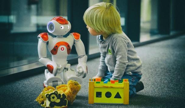 Почему детям не следует дружить с роботами