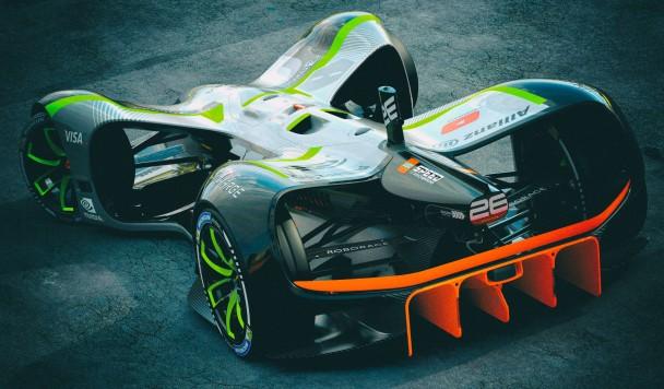 Беспилотные гоночные автомобили приближаются к человеческим рекордам