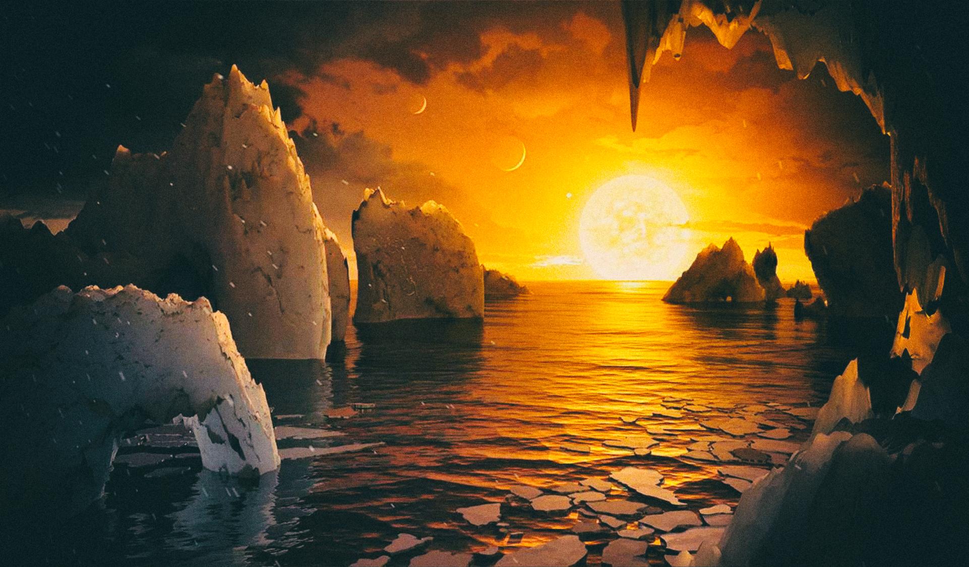 5 странных миров, на которых может существовать инопланетная жизнь