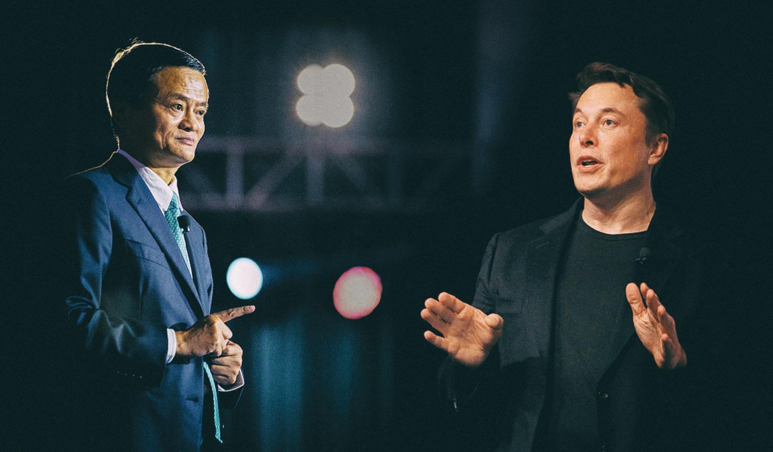 Илон Маск и Джек Ма поспорили о будущем искусственного интеллекта