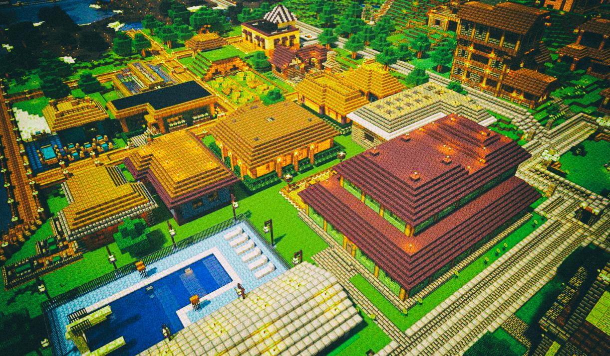 Facebook обучает искусственный интеллект при помощи Minecraft