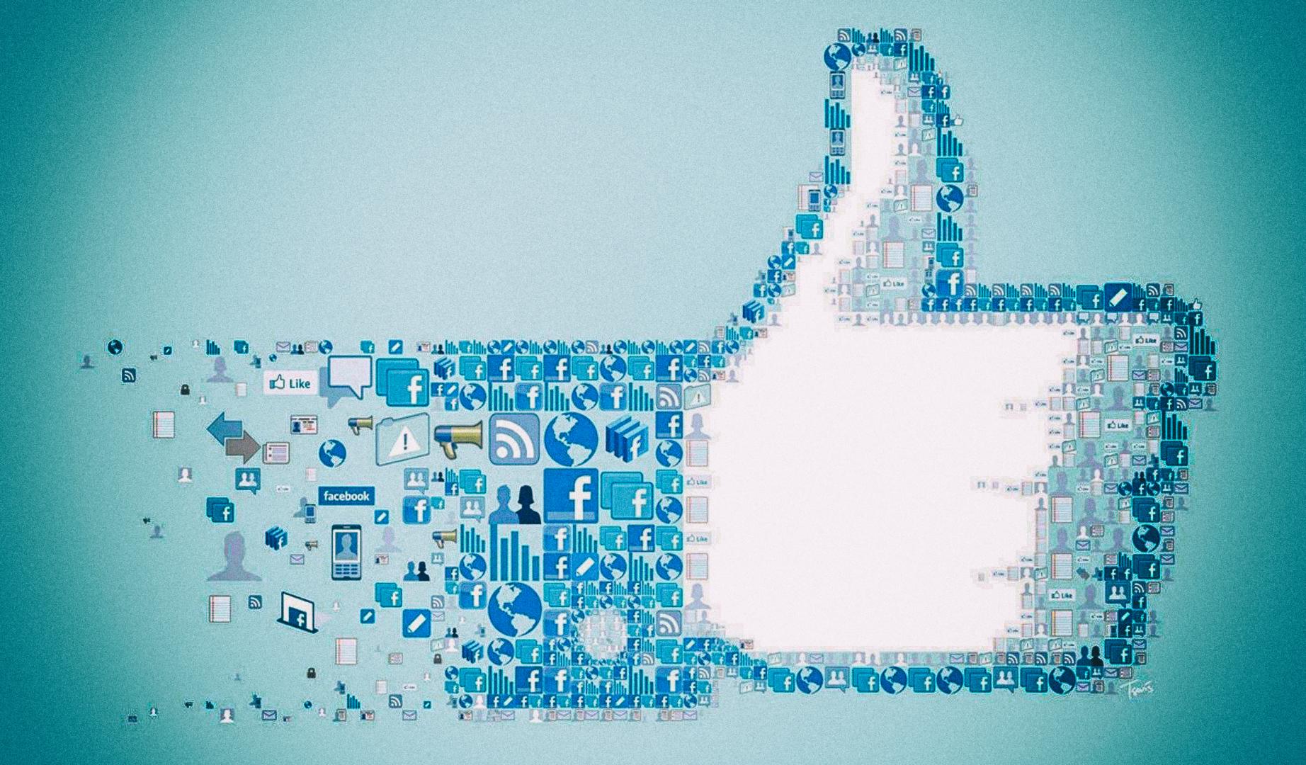 Facebook планирует спрятать от пользователей счетчик лайков