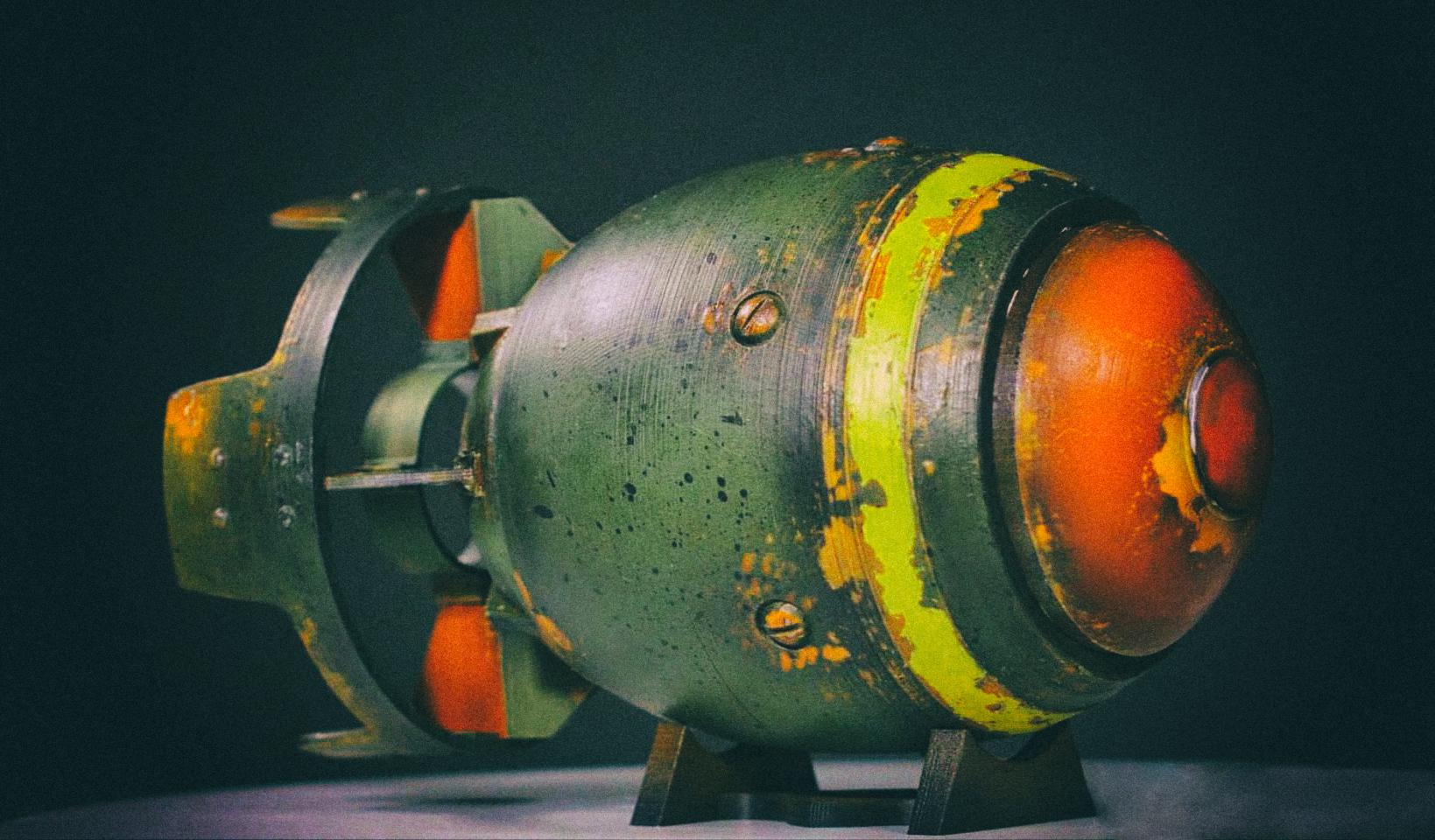 С помощью 3D-печати можно создать оружие массового поражения