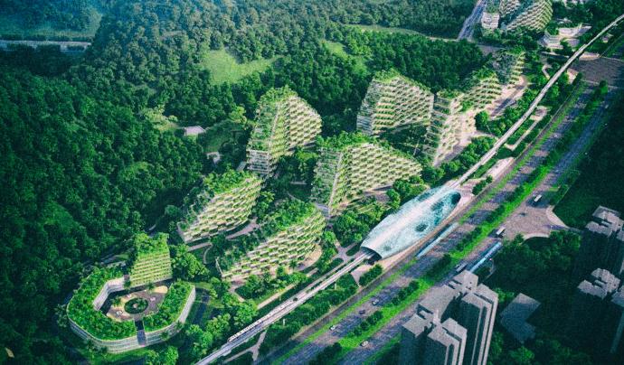 Подготовка к неизбежному: Подземные, лесные и морские города будущего