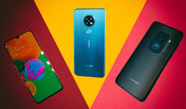 5 лучших смартфонов выставки IFA 2019
