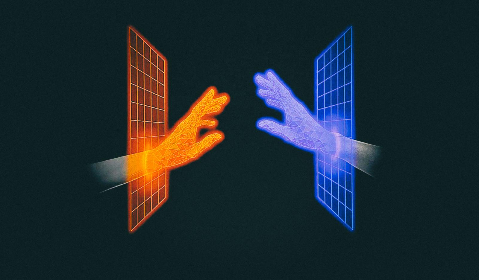 Facebook поделился видением виртуального будущего человечества