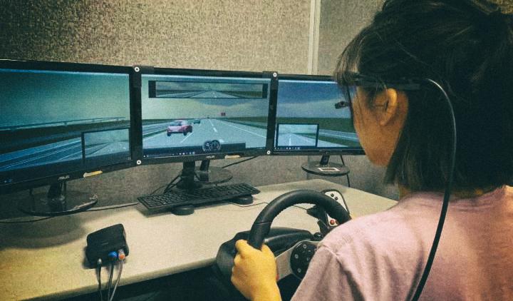 Как технология отслеживания взгляда может повысить безопасность вождения