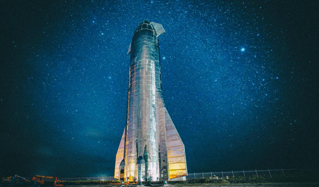 SpaceX поделилась новыми подробностями о гигантском корабле Starship