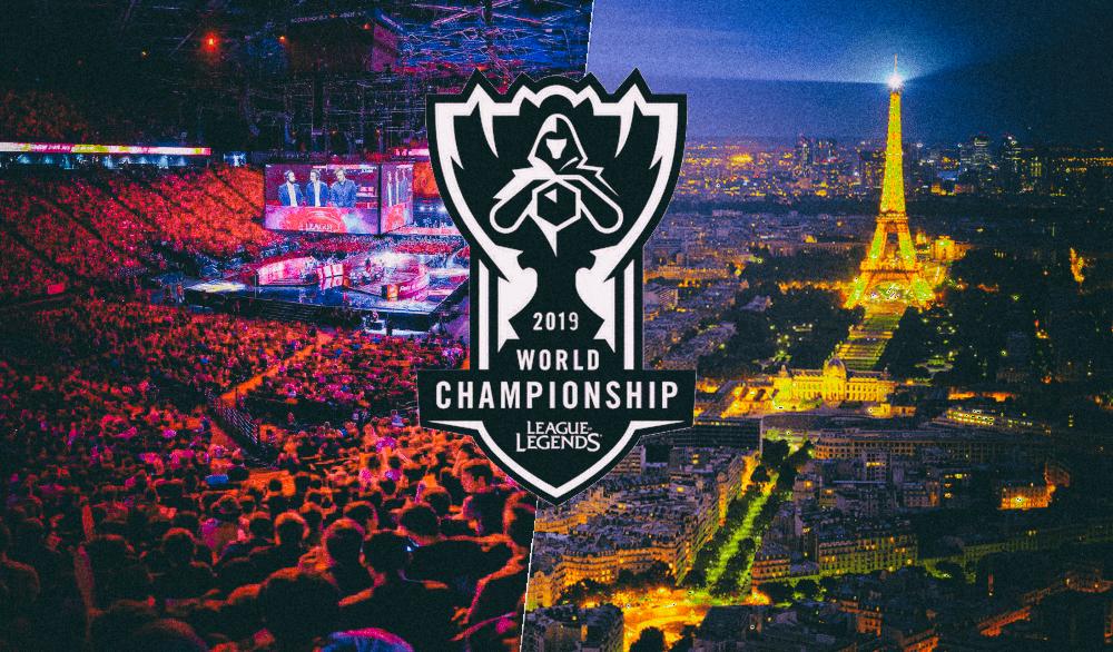 Пополняй любую игру картой Mastercard на LeoGaming и выиграй путешествие в Париж на League of Legends World Championship Finals