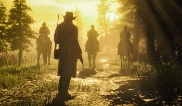 Red Dead Redemption 2 выйдет на ПК уже через месяц