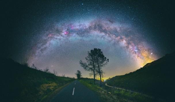 Лучшие космические фотографии сентября 2019