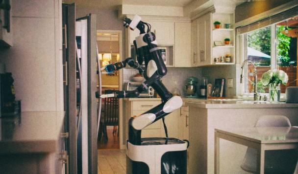 Toyota учит роботов помогать по хозяйству с помощью виртуальной реальности