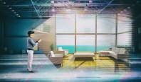 Microsoft запатентовал интерактивный пол для ходьбы в виртуальной реальности