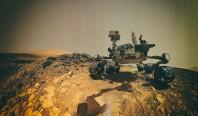"""Марсоход """"Кьюриосити"""" нашел на Марсе останки древнего оазиса"""