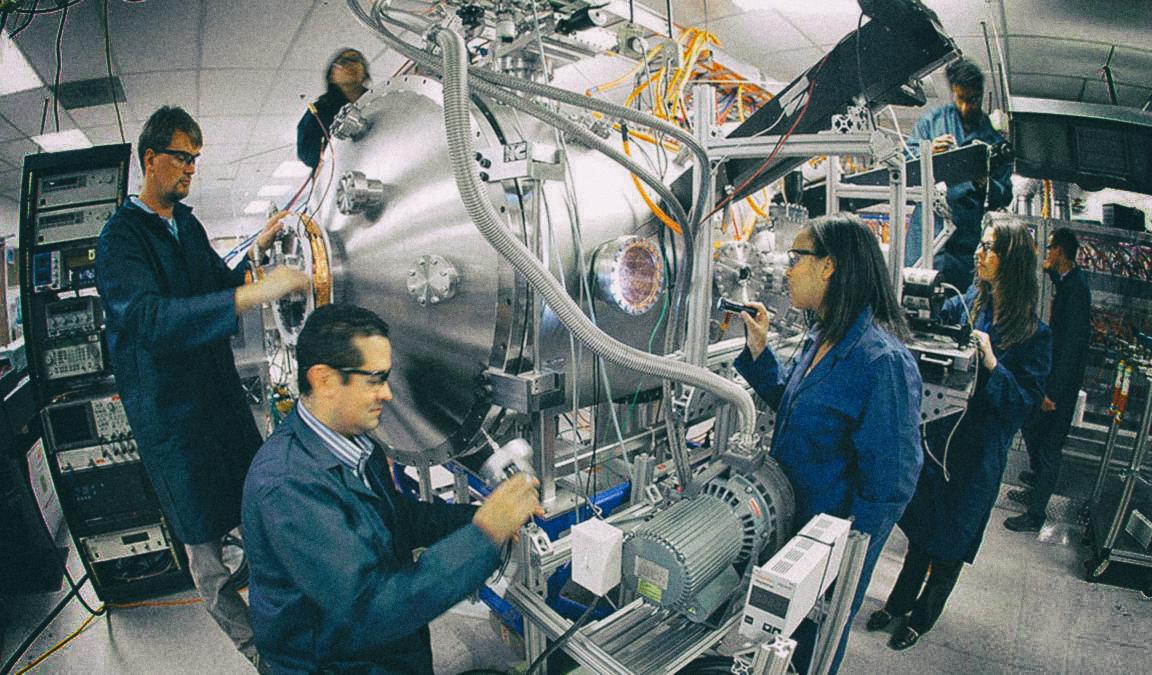 Военно-морские силы США запатентовали компактный реактор термоядерного синтеза