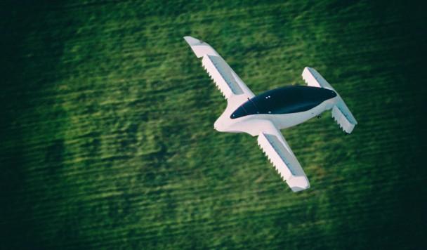 Летающий автомобиль Lilium Jet прошел полноценные летные испытания