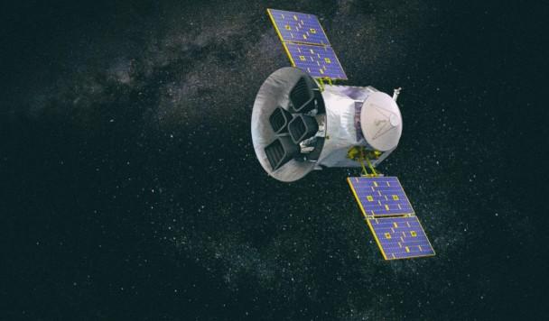 Космический телескоп NASA TESS займется поиском разумной жизни в галактике