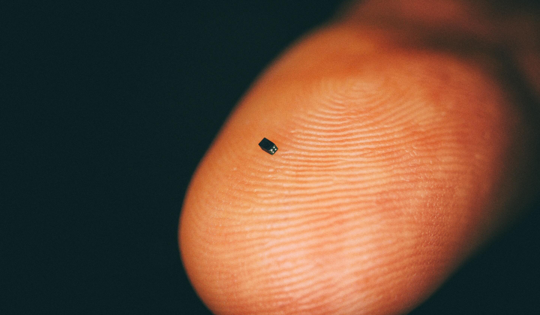Рекордно маленькая цифровая камера внесена в Книгу рекордов Гиннесса