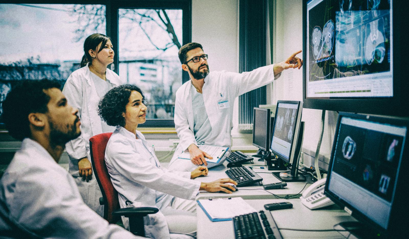Google разрабатывает поисковую систему для врачей