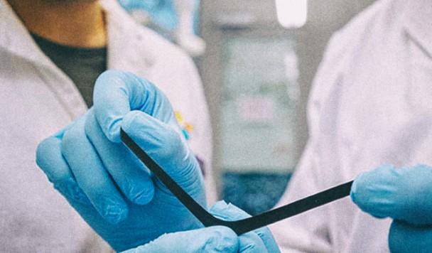 Искусственная магнитная кожа позволяет управлять электроникой жестами