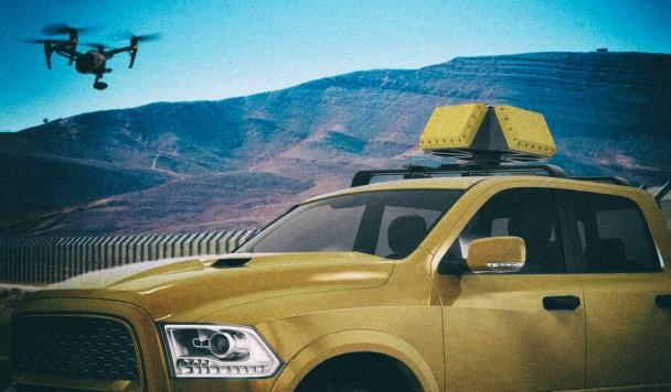 Разработана система противодроновой защиты для обычных автомобилей