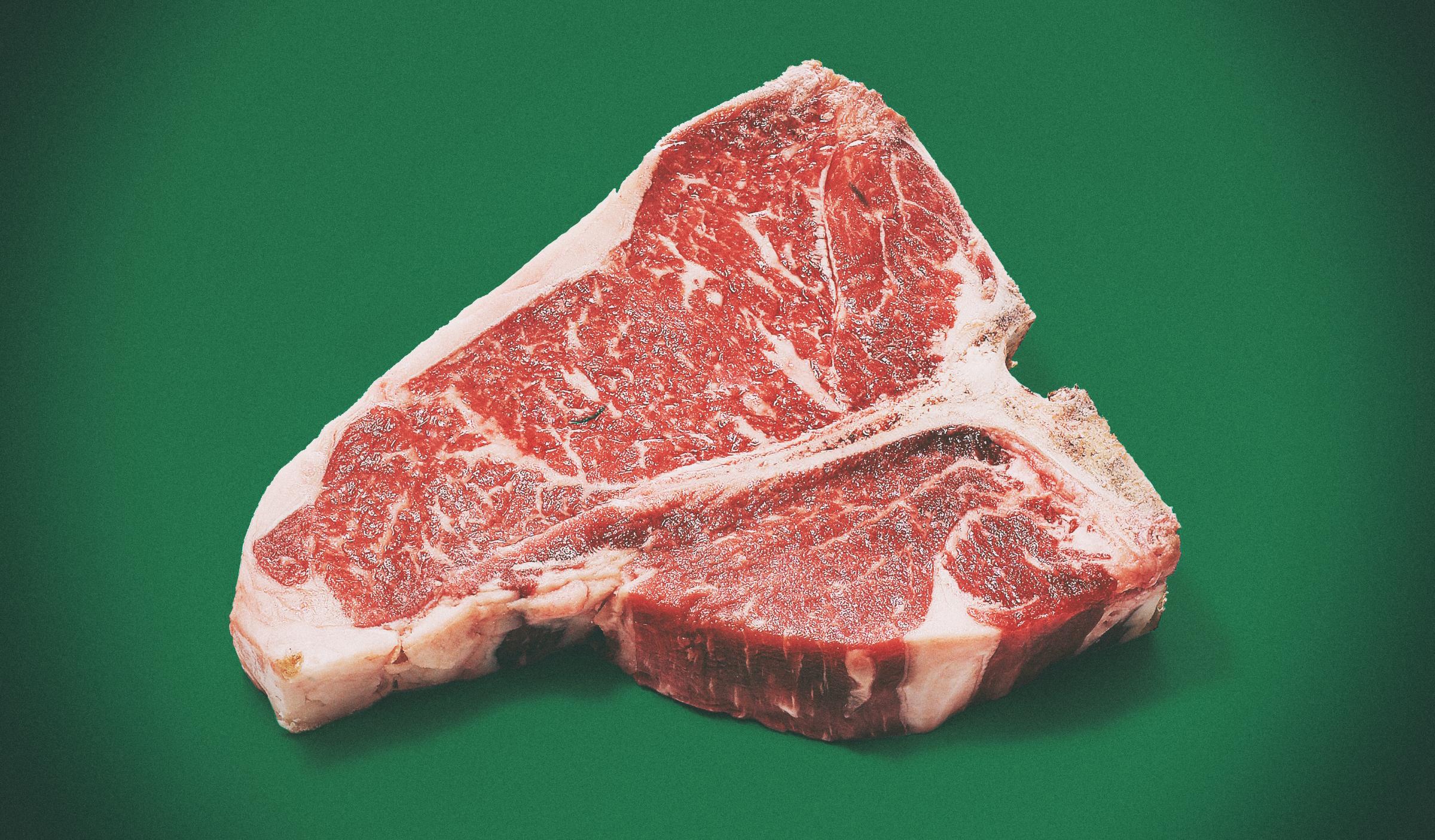 Найден способ создавать мясо из воздуха