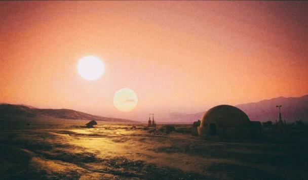 Татуины повсюду: Множество найденных экзопланет вращается вокруг двойных звезд
