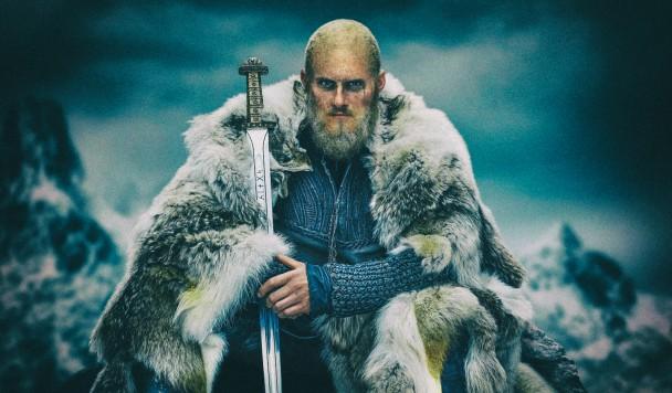 """Netflix решил снимать продолжение сериала """"Викинги"""""""