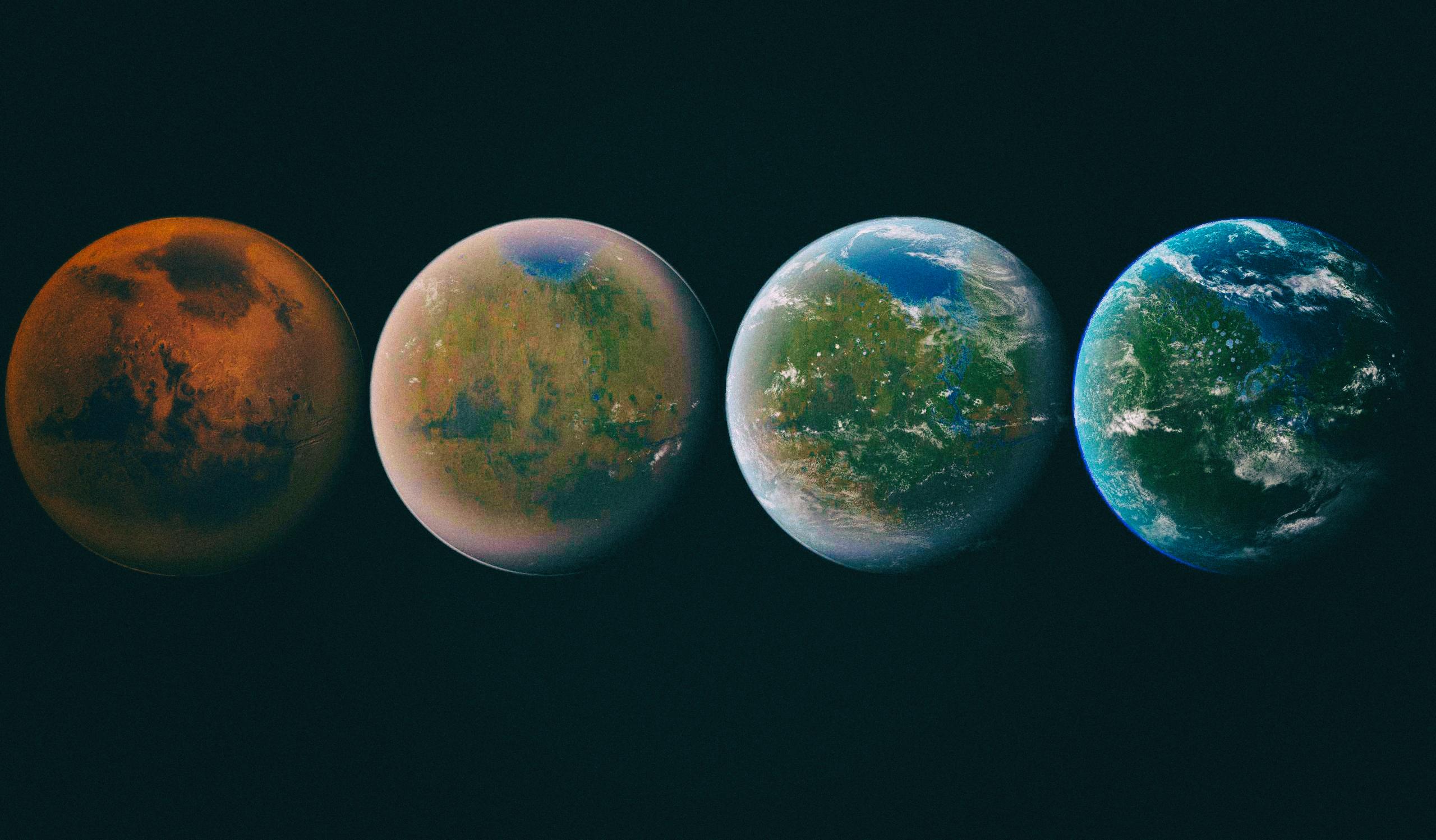 """Ученые: """"Терраформирование чужой планеты - опасная идея"""""""