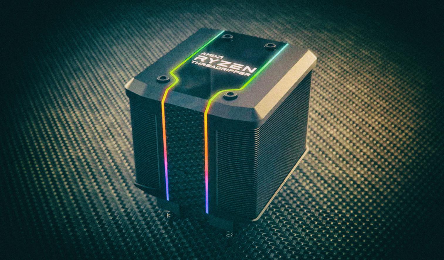 Процессор AMD Threadripper 3990X с 64 ядрами появится в 2020