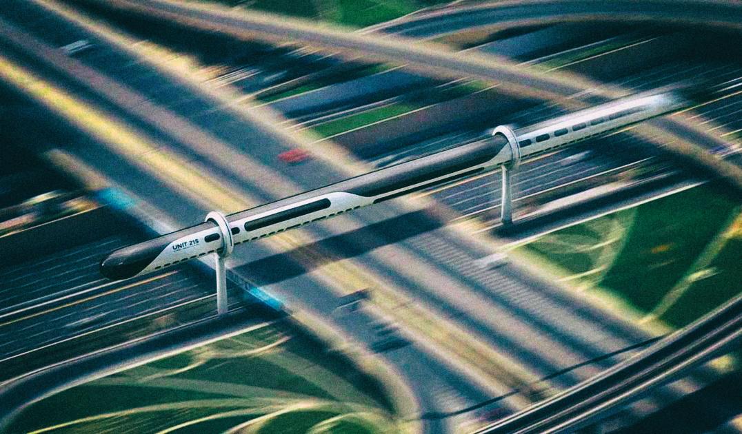 Разработан проект рельсотрона, стреляющего поездами