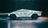 Кибертрак Илона Маска станет полицейской машиной в Дубае