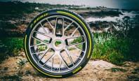 Разработаны умные автомобильные шины с 5G-подключением