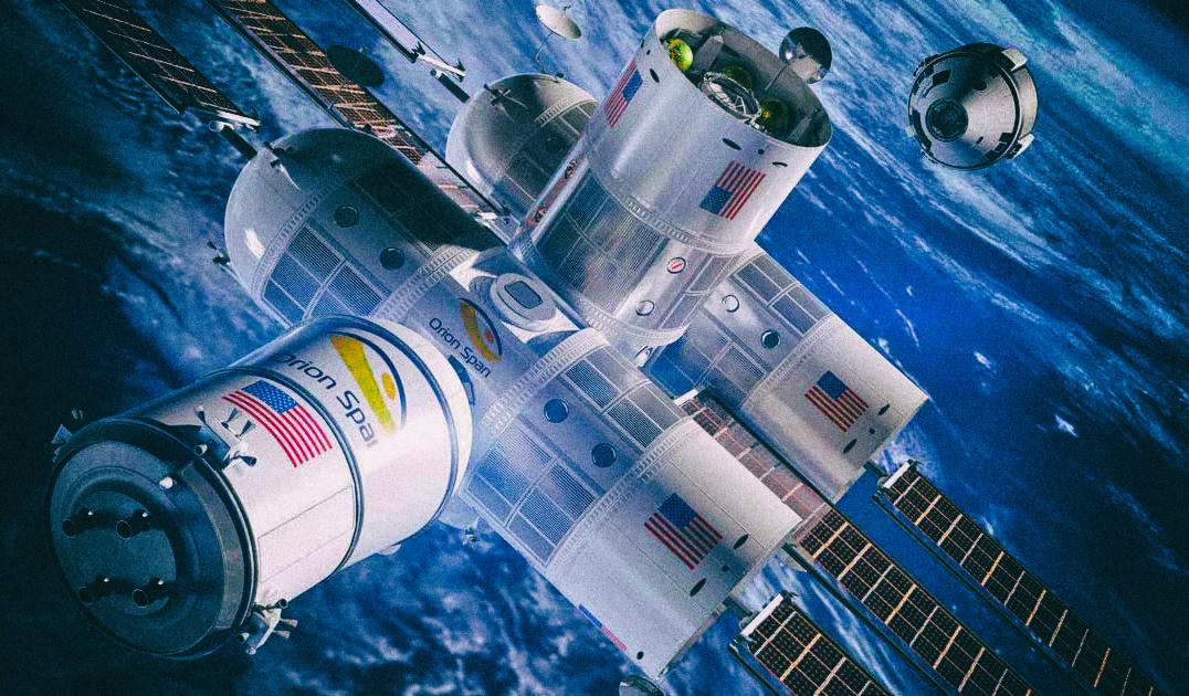 Новая космическая гонка разворачивается вокруг космического туризма