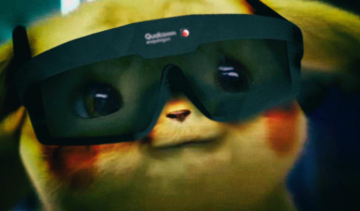 Разработчики Pokémon Go создают дешевые очки дополненной реальности