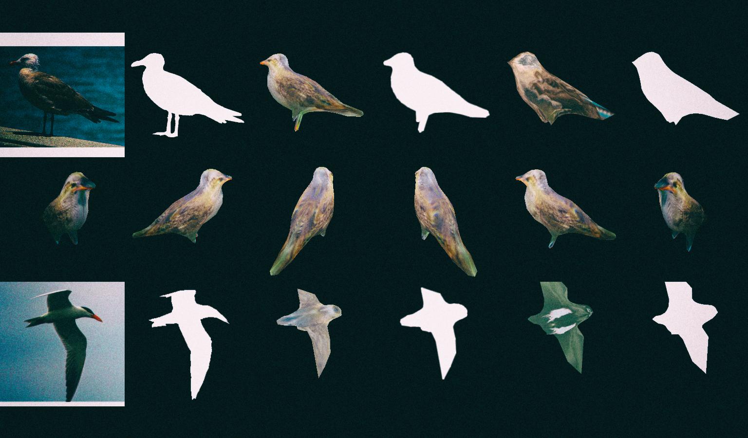 Искусственный интеллект научился превращать плоские картинки в трехмерные объекты