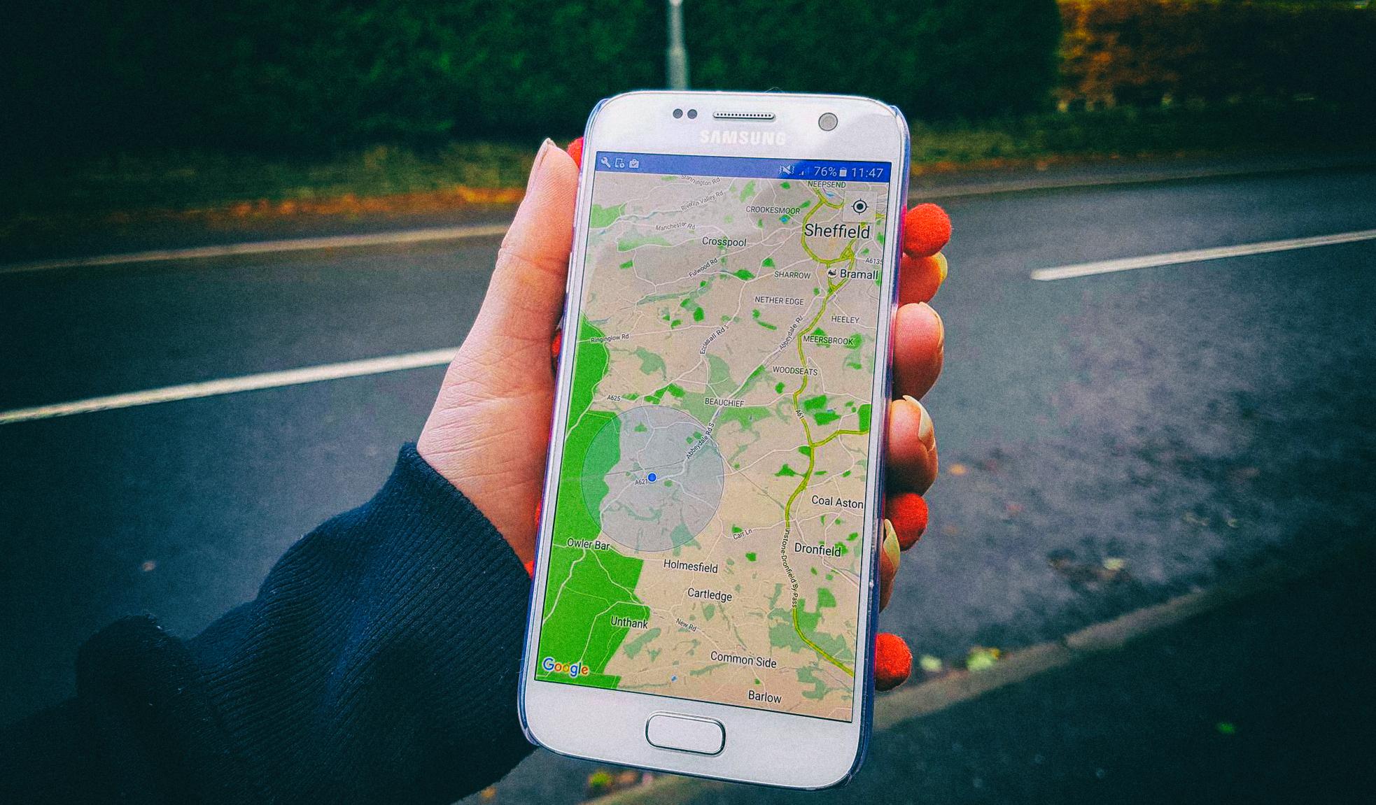 Google нанес на карты пятую часть поверхности Земли
