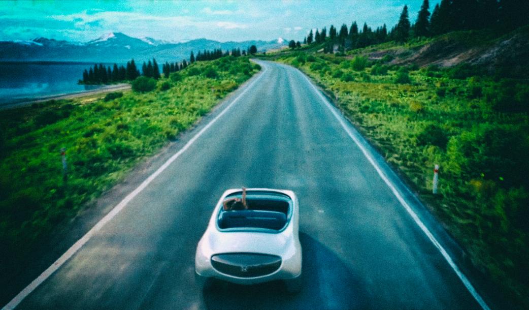 """Honda разработала концепт """"дополненного вождения"""" для гибридных беспилотных автомобилей"""