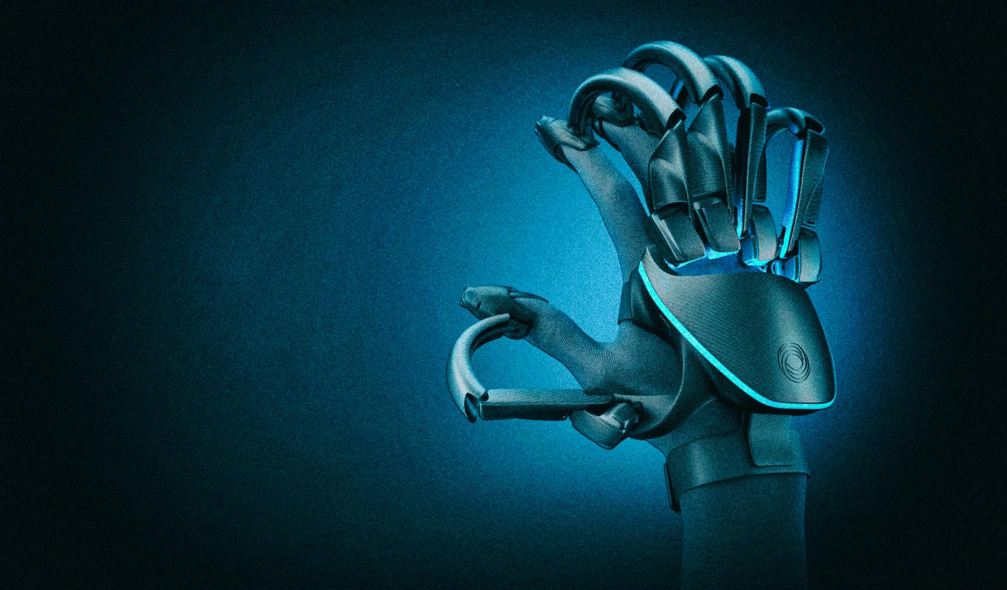 Разработана перчатка, позволяющая пользователю чувствовать виртуальные предметы