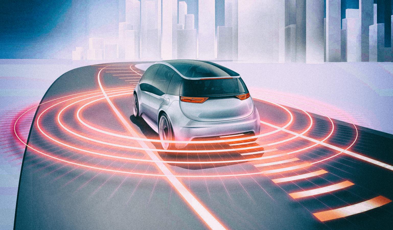 Новые лазерные сенсоры Bosch позволят сделать беспилотные автомобили дешевле