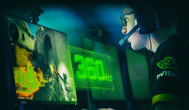 Как работает первый в мире монитор с частотой кадров 360 Гц