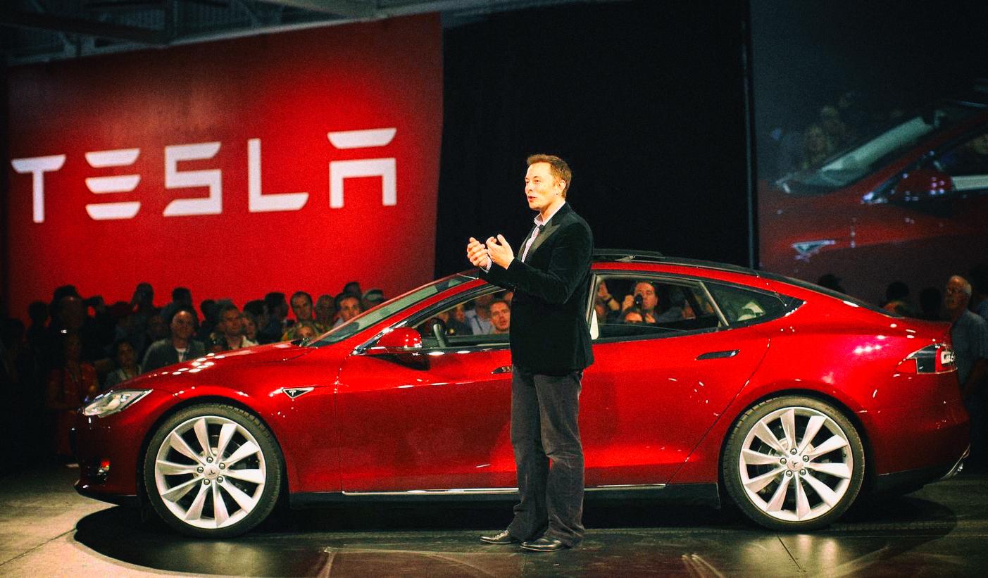 Tesla стала самой дорогой компанией-автопроизводителем в истории США