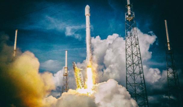 SpaceX планирует взорвать ракету после запуска