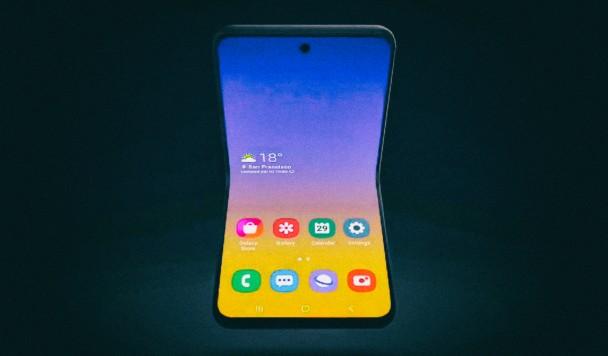 """Инсайдер: Samsung готовит """"смартфон-ракушку"""" Galaxy Z Flip"""