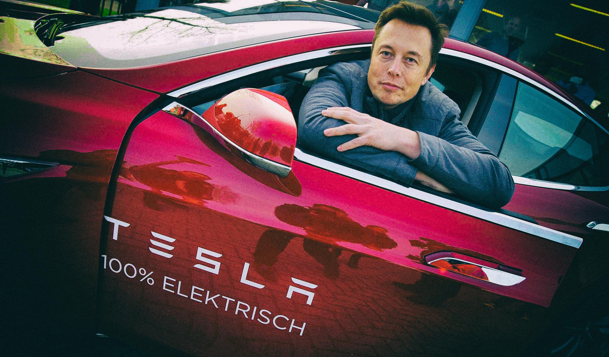 Илон Маск научит свои машины разговаривать с пешеходами