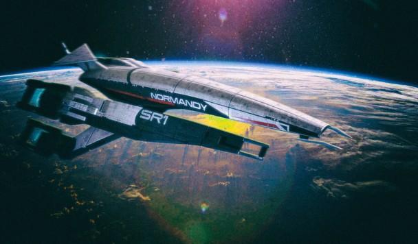 BioWare намекает на новый проект по вселенной Mass Effect